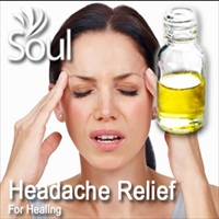 Essential Oil Headache Relief - 10ml