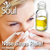 Essential Oil Nose Sinus Relief - 10ml